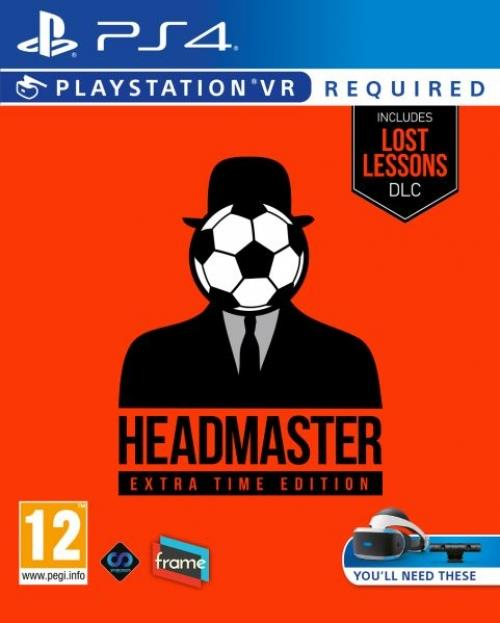 Headmaster Extra Time Edition (VR) Playstation 4