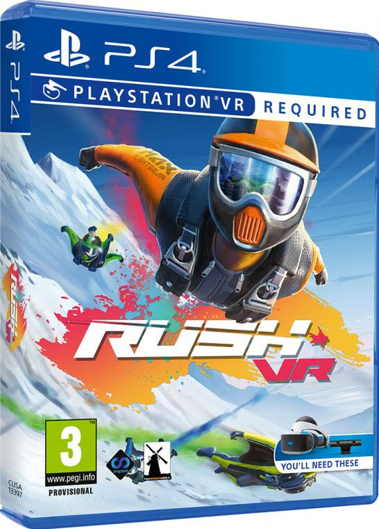 Rush  (VR) Playstation 4