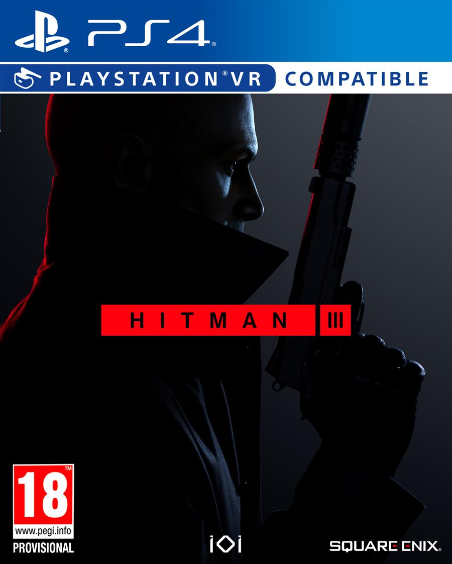 Hitman 3 (VR) Playstation 4