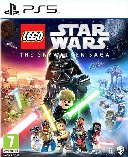 Lego Star Wars The Skywalker Saga (Classic Edition) Playstation 5