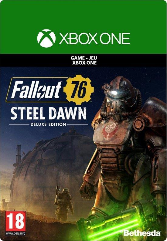 Fallout 76 Steel Dawn (Deluxe Edition - Download Code) Xbox One