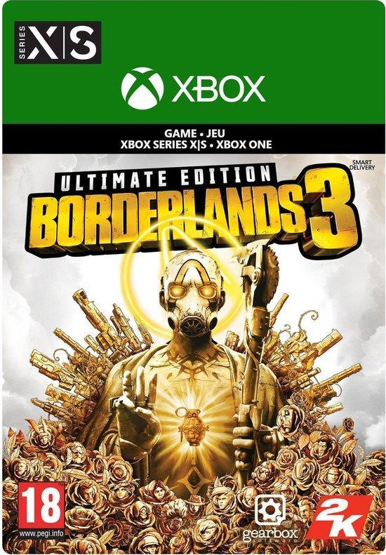 Borderlands 3 (Ultimate Edition - Digitaal Code) Xbox One / Series X | S