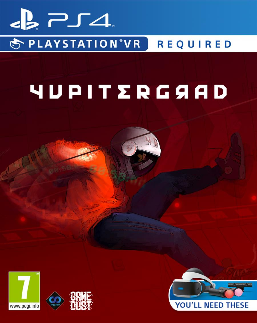 Yupitergrad (VR) Playstation 4
