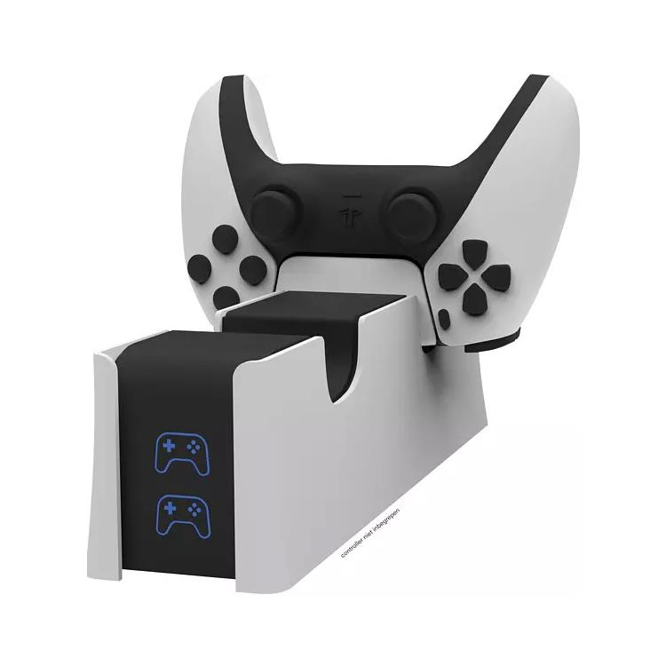 Oplaadstation voor 2 controllers Qware Playstation 5