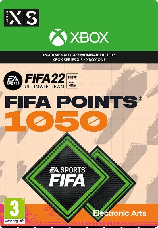 Fifa 22 - 1.050 Fifa Points (Download) Xbox One / Series X | S