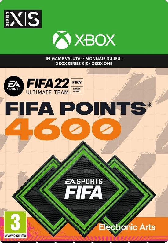 Fifa 22 - 4.600 Fifa Points (Download) Xbox One / Series X | S