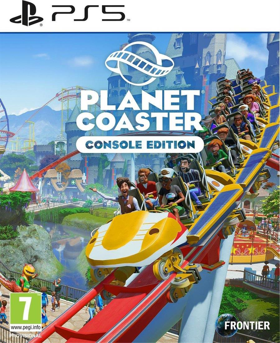 Planet Coaster Console Edition Playstation 5