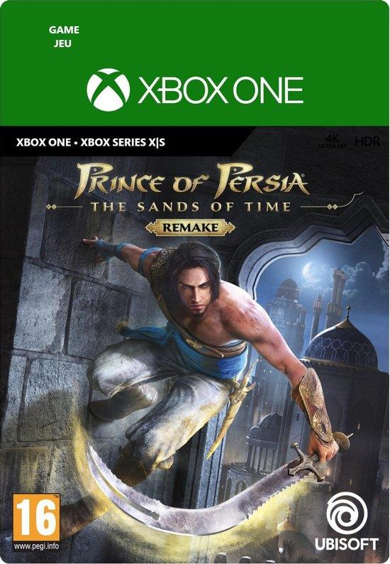 Prince of Persia The Sands Of Time Remake (Digitaal Code) Xbox One / Series X   S