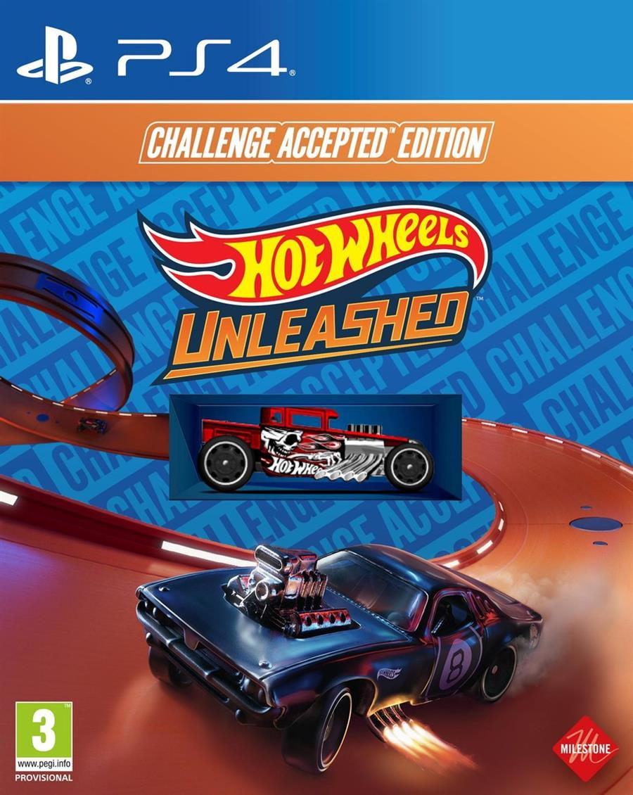 Hot Wheels Unleashed (Challenge Accepted Edition) Playstation 4