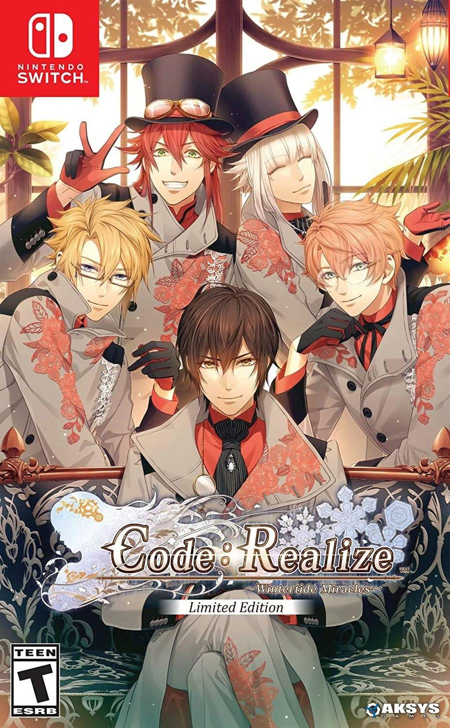 Code Realize Wintertide Miracles (Limited Edition) Nintendo Switch