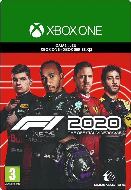 F1 2020 (Download Code) Xbox One / Series X   S
