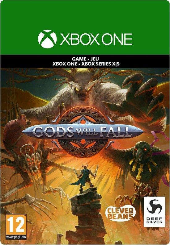 Gods will Fall (Download Code) Xbox One / Series X   S
