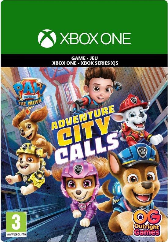 Paw Patrol The Movie Adventure: City Calls (Digitaal Download) Xbox One / Series X | S