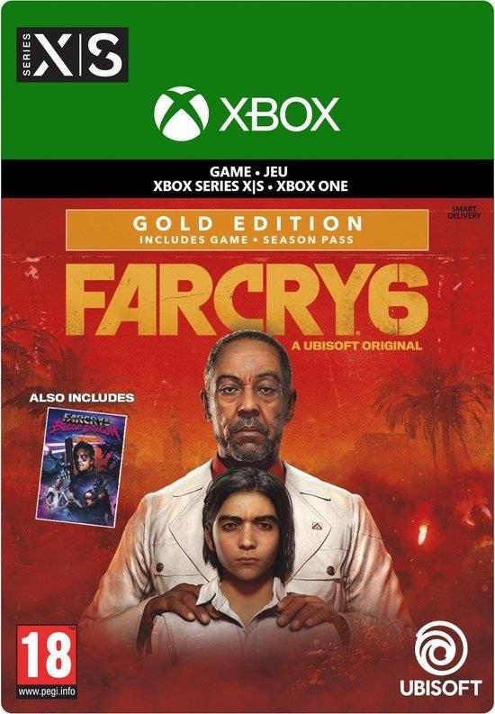 Far Cry 6 (Gold Edition - Download) Xbox One / Series X | S