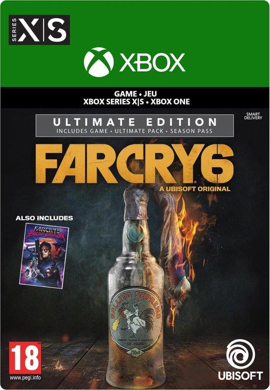 Far Cry 6 (Ultimate Edition - Download) Xbox One / Series X | S