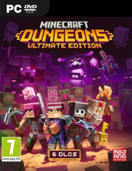 Minecraft Dungeons (Ultimate Edition) PC