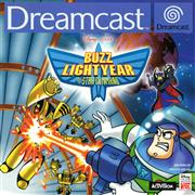 Buzz Lightyear of Star Command Dreamcast