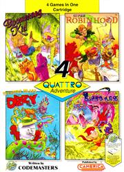 Quattro Adventure NES