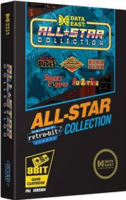 Data East All-Star Collection (Retro-Bit) NES
