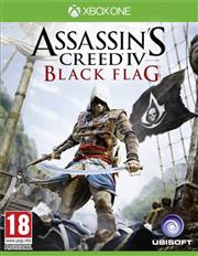 Assassin's Creed 4 (IV) Black Flag Xbox One