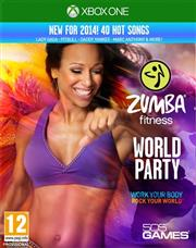 Zumba Fitness World Party Xbox One