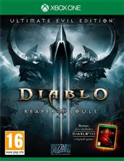 Diablo 3 (III) Reaper of Souls Ultimate Evil Edition Xbox One