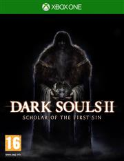 Dark Souls 2 (II) Scholar of the First Sin Xbox One