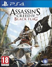 Assassin's Creed 4 (IV) Black Flag PlayStation 4