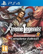 Dynasty Warriors 8 Xtreme Legends Complete Edition PlayStation 4