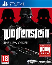 Wolfenstein The New Order PlayStation 4