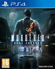 Murdered Soul Suspect PlayStation 4