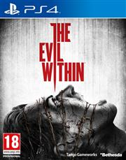 The Evil Within PlayStation 4