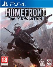 Homefront The Revolution PlayStation 4