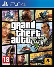 Grand Theft Auto 5 (GTA V) PlayStation 4