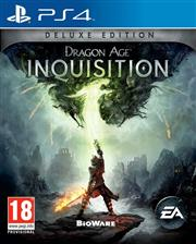 Dragon Age Inquisition Deluxe Edition PlayStation 4