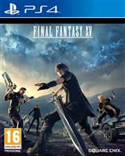 Final Fantasy 15 (XV) PlayStation 4