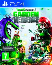 Plants vs. Zombies Garden Warfare PlayStation 4
