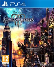 Kingdom Hearts 3 (III) PlayStation 4
