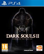 Dark Souls 2 (II) Scholar of the First Sin PlayStation 4