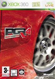 Project Gotham Racing (PGR) 4 Xbox 360