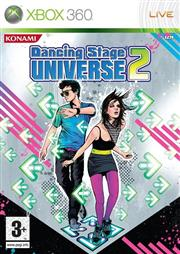 Dancing Stage Universe 2 (inclusief dansmat controller) Xbox 360