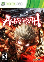 Asura's Wrath Xbox 360