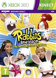 Rabbids Invasion De Interactieve TV-serie Xbox 360