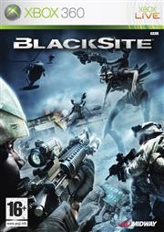 BlackSite Area 51 Xbox 360