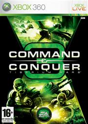 Command and Conquer Tiberium Wars Xbox 360