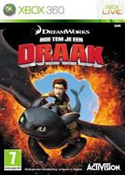 Hoe Tem Je Een Draak (How to Train Your Dragon) Xbox 360