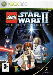 Lego Star Wars 2 (II) The Original Trilogy Xbox 360