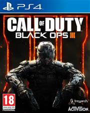 Call of Duty Black Ops 3 (III) PlayStation 4