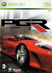 Project Gotham Racing (PGR) 3 Xbox 360