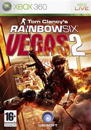 Tom Clancy's Rainbow Six Vegas 2 Xbox 360